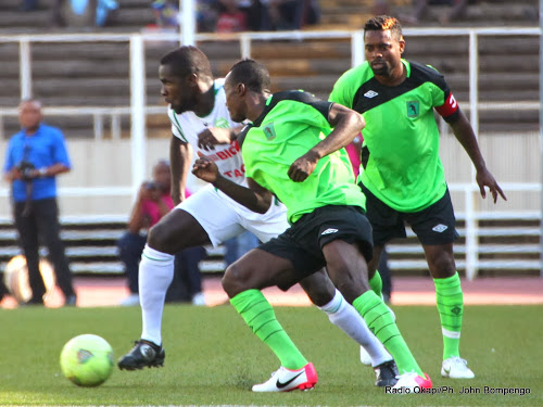 foot congolais